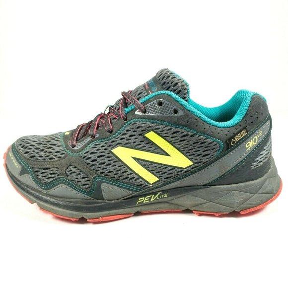 New Balance 910 v2 Waterproof Gore Tex Trail Shoes
